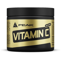 PEAK - Vitamin C 60caps