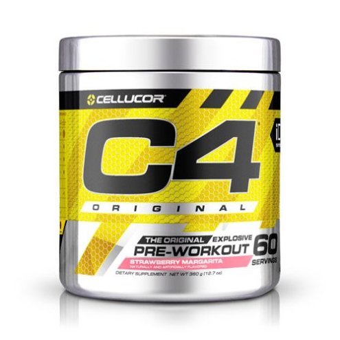 Cellucor - C4 Original 60serv Strawberry Margarita
