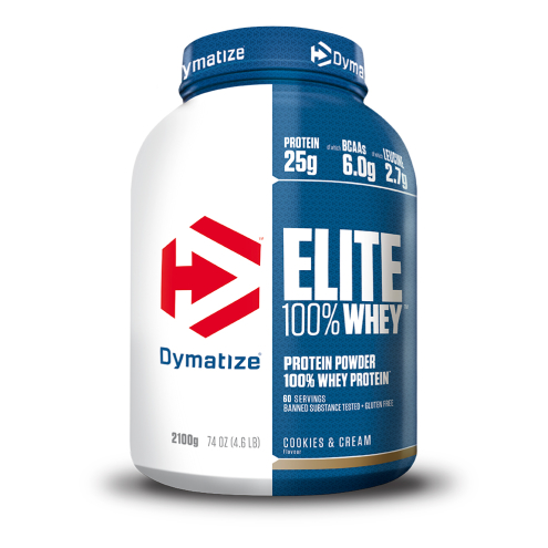 Dymatize-Elite Whey 2.1kg Cookies & Cream