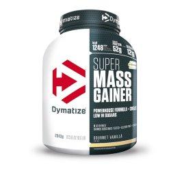 Dymatize-Super Mass Gainer 2.95kg Gourmet Vanilla