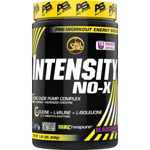 All Stars - Intensity NO-X (640g) Blackberry