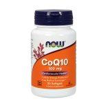 Now Foods - CoQ10 100mg - Softgels
