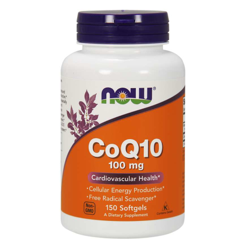 Now Foods - CoQ10 100mg 150caps