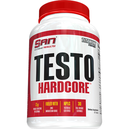 San - TESTO Hardcore 90 taps