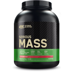 Optimum Nutrition - Serious Mass 2730g