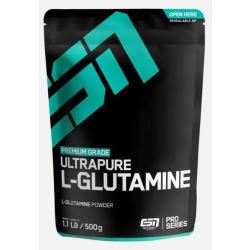 ESN - Ultra Pure L-Glutamine Powder 500g
