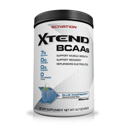 Scivation-Xtrend Bcaa 30 serving Blue Raspberry