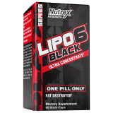 Nutrex - Lipo6 Black Ultra Concentrate (60caps)