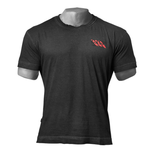GASP - Standard Issue Tee Wash Black