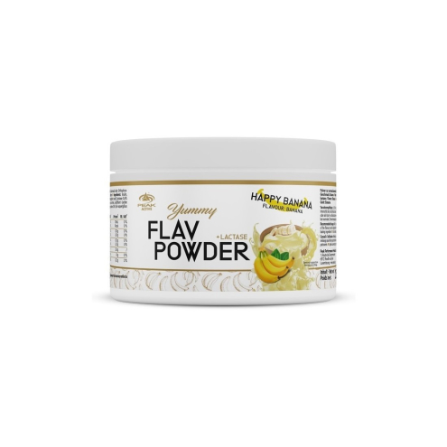 PEAK - Yummy Flav Powder 250g Happy Banana