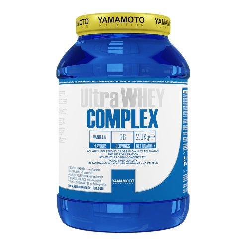 YAMAMOTO - Ultra Whey Complex 2kg