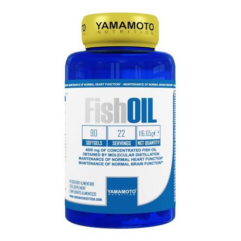 YAMAMOTO - FishOil 90softgel