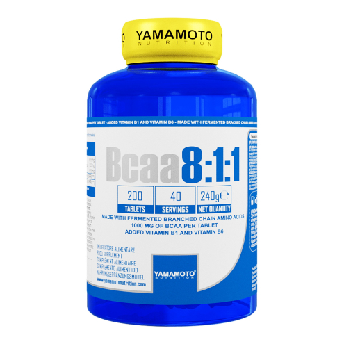 YAMAMOTO - Bcaa 8:1:1 200 Caps