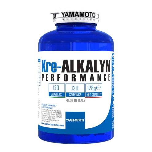 YAMAMOTO - Kre-Alkalyn Performance 120 tabs