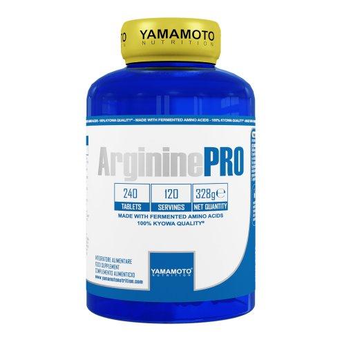 YAMAMOTO - ArgininePRO 240 Tablets