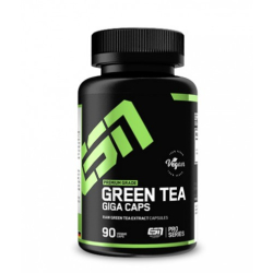 ESN - Green Tea Giga Caps - 90 Caps