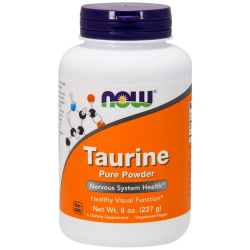 Now Foods - Taurine Pure Powder  227g