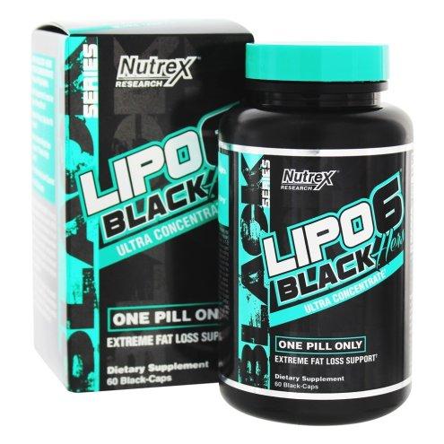 Nutrex - Lipo6 Black Hers 60 kaps