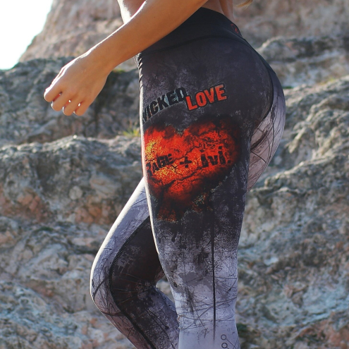 Beyond - Tattoo leggings