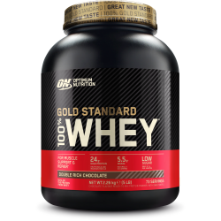 Optimum Nutrition - 100% Whey Gold Standard 2270g Double...