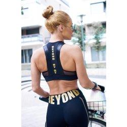 Beyond - Fire Black-Gold T-Shirt