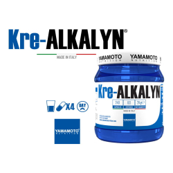 YAMAMOTO - Kre-Alkalyn 240caps
