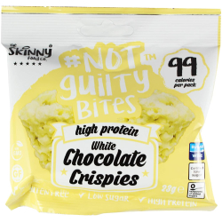 Skinny Food - Not Guilty 23g White Chocolate