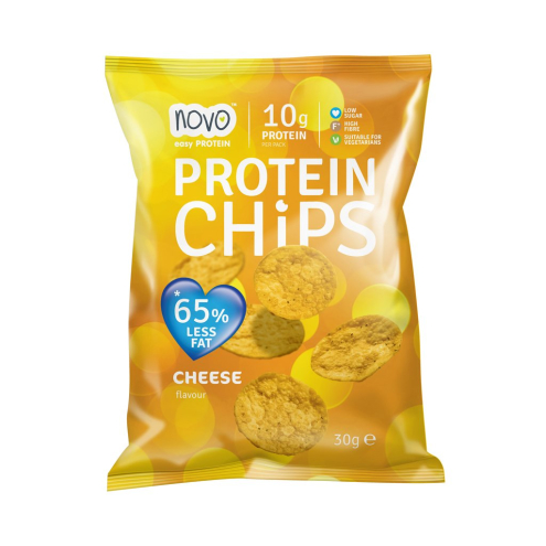 Novo Nutrition - Protein Chips 30g Cheese