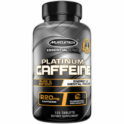 Muscletech- Essential Series Platinum 100% Caffeine