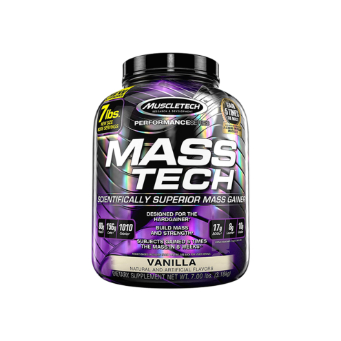 Muscletech - Performance Series Mass-Tech Ultimate 3180g Vanilla