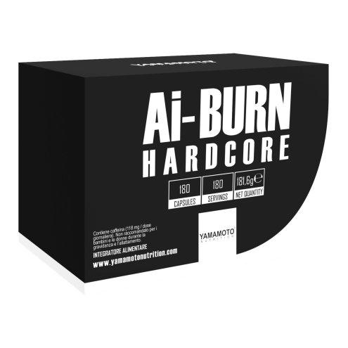 YAMAMOTO - Ai-Burn Hardcore 180 caps