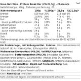 Novo Nutrition - Protein Break Bar 21,5g