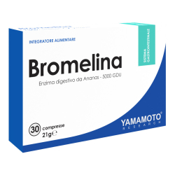 YAMAMOTO - Bromelina 30 tablette