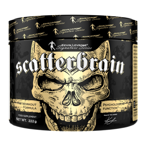 Kevin Levrone Signature Series - Scatterbrain Pre-Workout - 222g