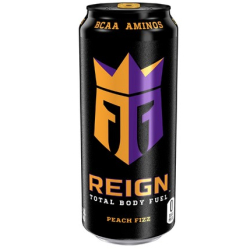 Reign Total Body Fuel Energy Drink - 500ml Peach Fizz