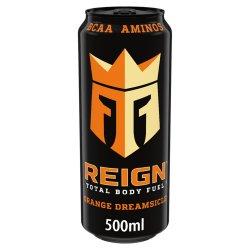 Reign Total Body Fuel Energy Drink - 500ml Orange Dreamsicle