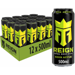 Reign Total Body Fuel Energy Drink - 12 x 500ml